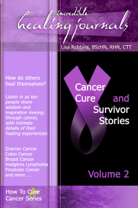 Cancer Cure and Survivor Stories Vol 2 Cover