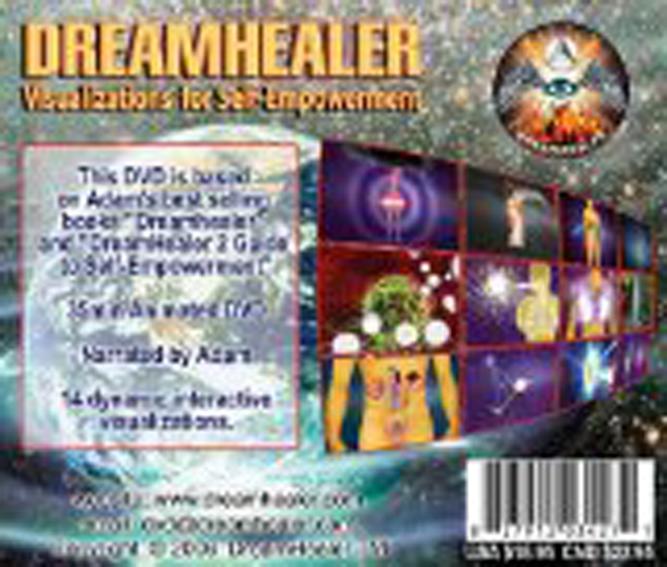 Adam Dreamhealer Visualization DVD, by Adam McLeod Link