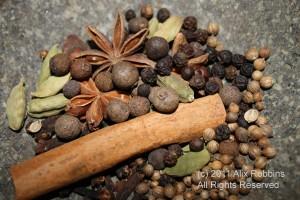 Chai Spices Photo
