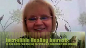 IHJ Interviews Dr. Sue Gelder Photo