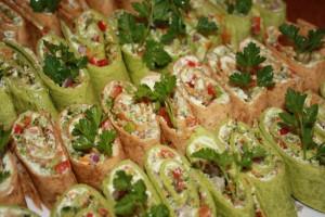 Party Veggie Rollups Photo