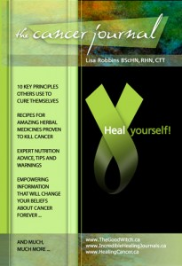The Cancer Journal Heal Yourself! Photo