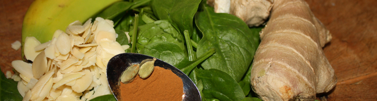 Delicious and Nutritious Chai Green Smoothie Ingredients