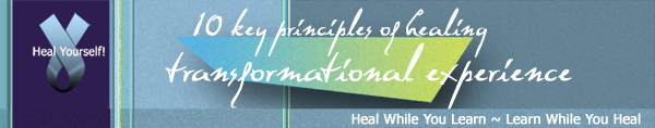 10 Key Principles Of Healing Transformational Experience Home Study Course photo
