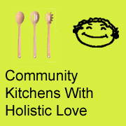 Community Kitchens With Holistic Love photo